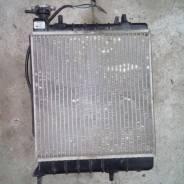 Радиатор охлаждения двигателя. Hyundai Accent, MC Двигатель G4ECG