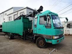 Hino Ranger. , грузовик с грейферной установкой, под птс., 7 900 куб. см., 5 000 кг. Под заказ