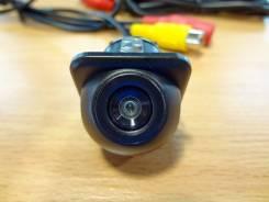Универсальная, врезная камера заднего хода. Угол обзора 170. Гарантия год