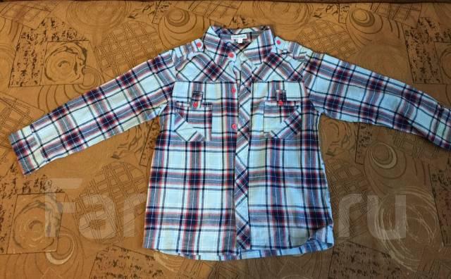 Свитер. Рубашка. Футболка. Рост: 116-122 см