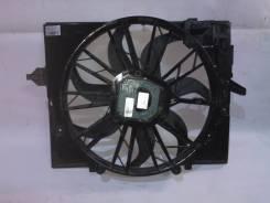 Вентилятор охлаждения радиатора. BMW 7-Series, E66, E65 Двигатель N62