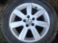 Volkswagen. 6.0x6.5, 5x100.00
