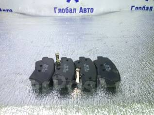 Колодка тормозная. Hyundai: Accent, Veloster, Elantra, Avante, Solaris Kia Optima Kia K5 Kia Rio Kia Magentis