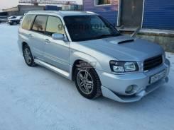 Обвес кузова аэродинамический. Subaru Forester, SG5, SG9, SG, SG69, SG9L