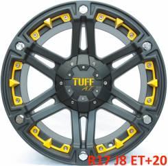 Tuff A.T. T-01. 8.0x17, 5x114.30, 5x120.00, ET20, ЦО 72,6мм.