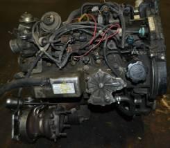 Двигатель. Toyota Avensis, CT220 Двигатель 2CTE