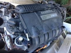 Двигатель. Honda Insight, ZE2 Honda Fit, GP1, ZE2 Двигатель LDA