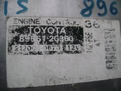 Блок управления двс. Toyota Avensis, AZT250 Двигатель 1AZFSE