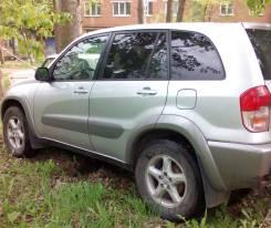 Продается ПТС Toyota RAV4 2004г. левый руль.