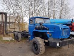 Урал. Шасси в идеальном состоянии, 11 500 куб. см., 12 000 кг.