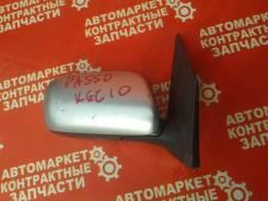Зеркало заднего вида боковое. Toyota Passo, QNC10, KGC15, KGC10 Двигатели: K3VE, 1KRFE