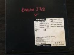 Блок управления навигацией. Nissan: Infiniti M35/45, Infiniti EX35/37, Murano, Infiniti G37 Coupe, Infiniti G35/37/25 Sedan, Infiniti FX35/FX37/FX50...