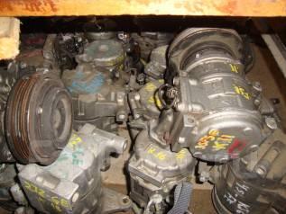 Компрессор кондиционера. Mitsubishi RVR, N23W, N23WG Двигатель 4G63