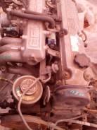 Двигатель в сборе. Toyota Cresta Toyota Mark II Toyota Chaser Двигатель 1GEU
