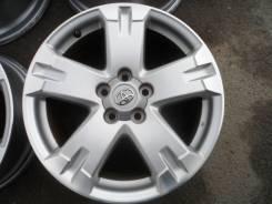 Toyota. 7.5x18, 5x114.30, ET45, ЦО 60,1мм.