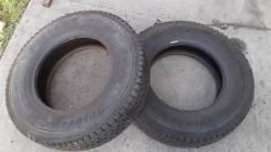 Bridgestone. Зимние, без шипов, 2010 год, износ: 40%, 2 шт
