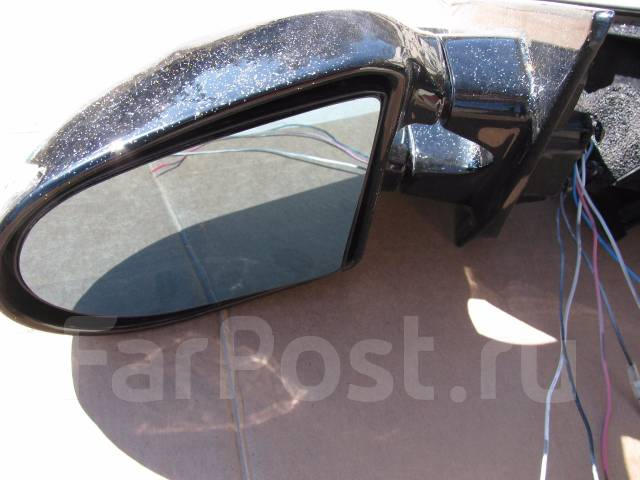 Зеркало заднего вида боковое. Honda Prelude, BA8, BA9, E-BB4, BB4, E-BA9, E-BA8, BB1, E-BB1, BB3, EBA8, EBA9, EBB1, EBB4