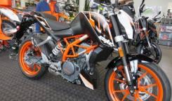 KTM 390 Duke. 390 куб. см., исправен, птс, без пробега