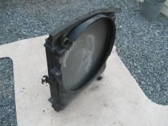 Радиатор охлаждения двигателя. Mazda Titan, WGEAD Двигатель TF