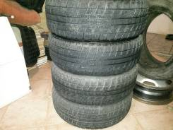 Bridgestone Blizzak MZ-01. Зимние, без шипов, износ: 50%, 4 шт
