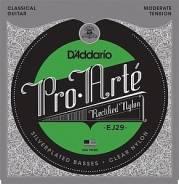 D`Addario EJ29 Classic Струны для классической гитары нейлон Moderate