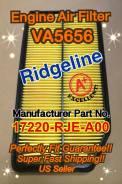 Фильтр воздушный. Honda Ridgeline