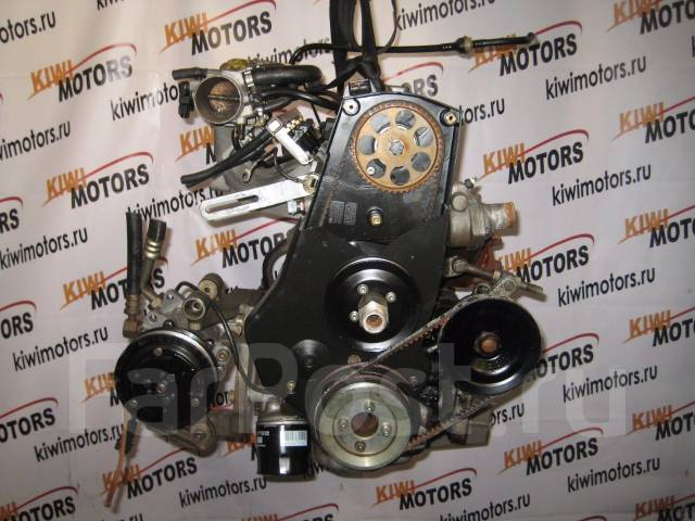 Двигатель Daewoo Nubira 2.0 i X20NED