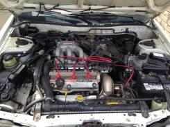 Двигатель 1VZ в разборе по запчастям