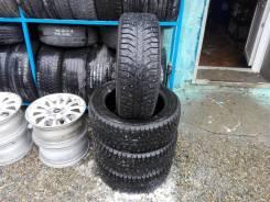 Bridgestone Ice Cruiser 7000. Зимние, шипованные, износ: 5%, 4 шт