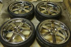 Forged. 9.5/10.5x22, 5x120.00