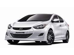 Модули передних поворотников/габаритов для Hyundai Elantra/Avante MD. Hyundai Avante Hyundai Elantra, MD
