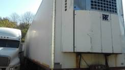 Lecitrailer. Полуприцеп-рефрижератор LTC 03E, 40 000 кг.