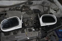 Зеркало заднего вида боковое. Toyota Corolla, AE114 Двигатель 4AFE