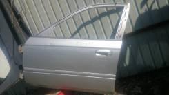 Дверь боковая. Honda Domani, MB4 Двигатель D16A