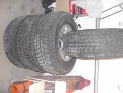 Зимние шины с литьем, комплект 4 шт. 255 х 70 х16 Япония, износ 5%. x16