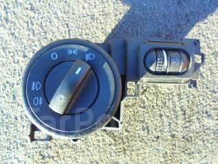 Блок подрулевых переключателей. Volkswagen Touareg