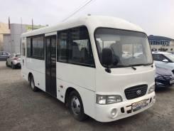 Hyundai County. Автобус , 3 907 куб. см., 18 мест