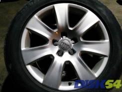 Audi. 8.0x18, 5x112.00, ET28, ЦО 66,6мм.
