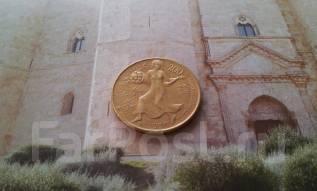 Италия. Юбилейные 200 лир 1981 года. F. A. O.