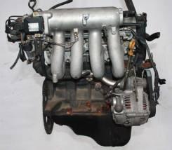 Двигатель в сборе. Toyota Corsa, EL53 Toyota Tercel, EL53 Двигатель 5EFE
