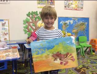 Рисование для детей 3-7 лет