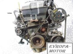 Двигатель (двс) Mazda 626 1997-2001