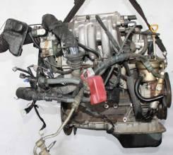 Двигатель в сборе. Toyota Sprinter Carib, AE115 Двигатель 7AFE