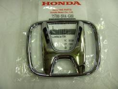 Эмблема решетки. Honda: Civic Hybrid, Legend, Elysion, Mobilio Spike, Inspire, Accord, Civic, CR-V I-CTDI, CR-V, Edix, FR-V, Accord Tourer Двигатели...
