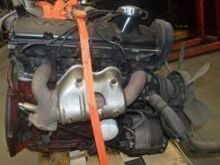 Двигатель. Volvo 740