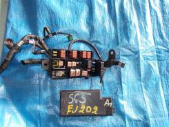 Блок предохранителей. Subaru Forester, SG5 Двигатель EJ202