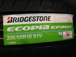 Bridgestone Ecopia EP200. Летние, 2015 год, без износа, 4 шт. Под заказ