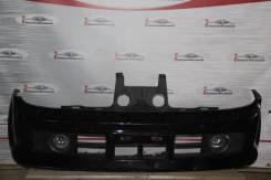 Бампер. Nissan Cube, BNZ11, YZ11, BZ11 Nissan Cube Cubic, BGZ11, YGZ11, YGNZ11 Двигатели: CR14DE, HR15DE