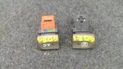 Кнопка включения обогрева. Honda Fit Aria, GD8 Двигатель L15A