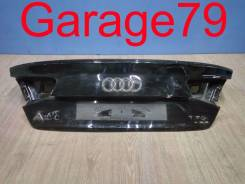 Крышка багажника. Audi A8, 4H2, 4H8 Audi S8, 4H2, 4H8 Двигатели: CDRA, CGWA, CDSB, CDTB, CGXA, CGWD, CGTA, CDTA, CEUA, CGXC, CMHA, CMDA, CPAA, CLAB, C...